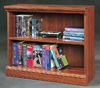 SAUDER CAMDEN COUNTY COLLECTION 2-SHELF BOOKCASE