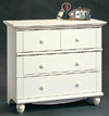 SAUDER HARBOR VIEW COLLECTION 3-DRAWER CHEST