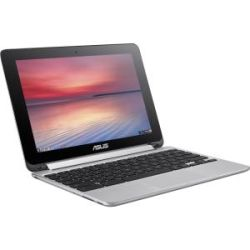 "ASUS CHROMEBOOK FLIP  10.1"" TOUCHSCREEN"
