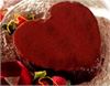 ROWENA'S HEART-SHAPED DOUBLE DELICIOUS CHOCOLATE POUND CAKE