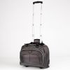ATLANTIC GRAPHITE LITE 2 WHEELED CARRY-ON TOTE