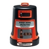 BLACK & DECKER PROJECTED CROSSFIRE AUTO LEVEL LASER