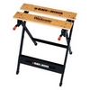 BLACK AND DECKER WORKMATE 125 - 350 POUND CAPACITY PORTABLE WORK BENCH