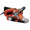 BLACK AND DECKER DRAGSTER 6 AMP 3-INCH X 21-INCH BELT SANDER WITH CLOTH DUST BAG