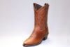 ABILENE WOMEN'S BRANDY WESTERN BOOT