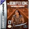NINTENDO GAMEBOY ADVANCE SCORPION KING