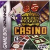 NINTENDO GAMEBOY ADVANCE GOLDEN NUGGET CASINO