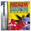 NINTENDO GAMEBOY ADVANCE ROCKEM SOCKEM ROBOTS