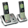 VTECH DECT 6.0 CORDLESS PHONE CALLID/CALL WAITING, SILVER W/2 HANDSETS